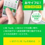 せどりの仕入れでLINE Payを利用し利益を上乗せして稼ぐ秘訣を解説します!