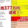 【証拠画像あり】月商377万円のコンサル生から売上報告が届きました!